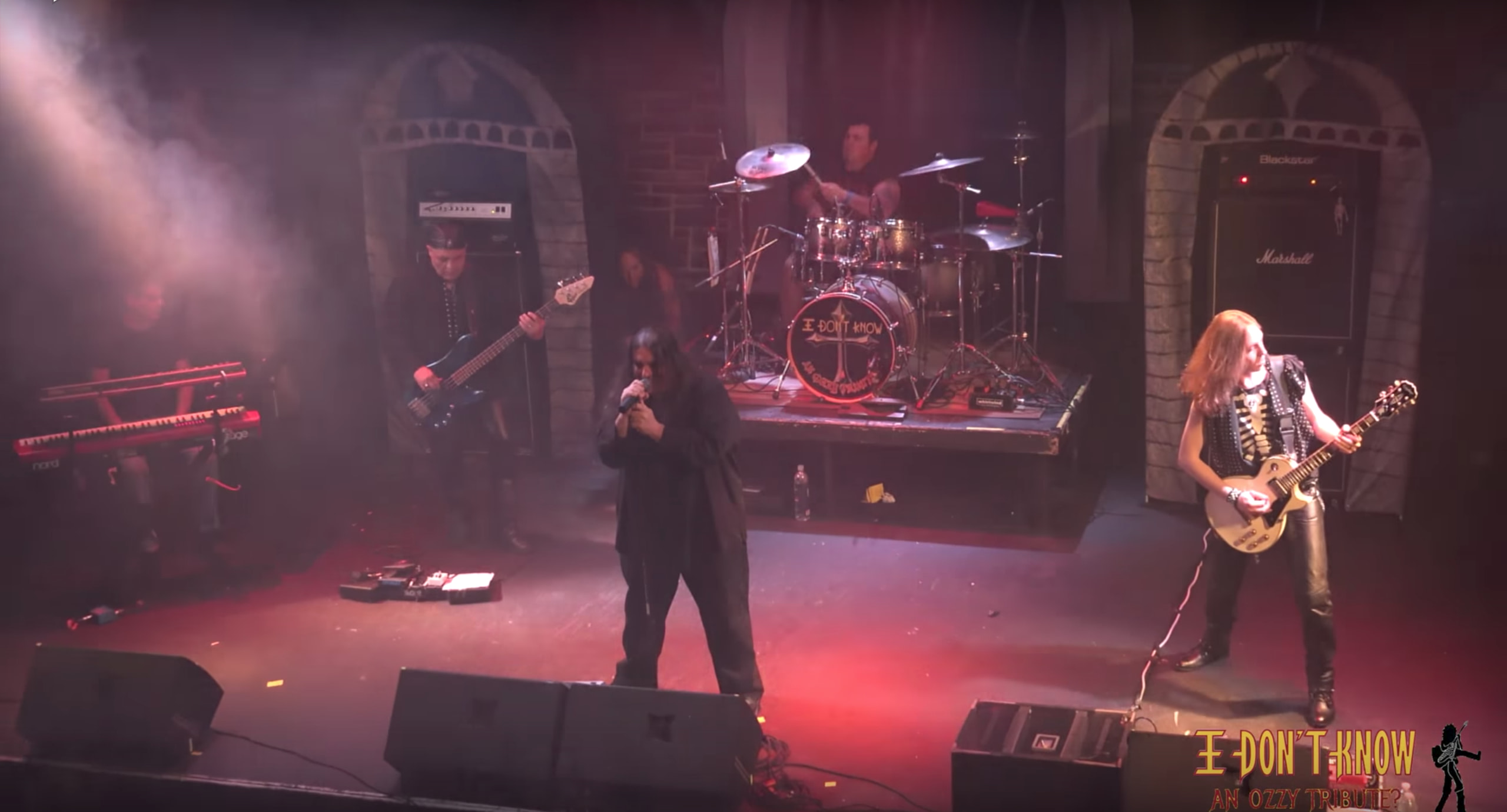 I Don't Know New York Ozzy Osbourne Tribute Rockin The Chance Theater