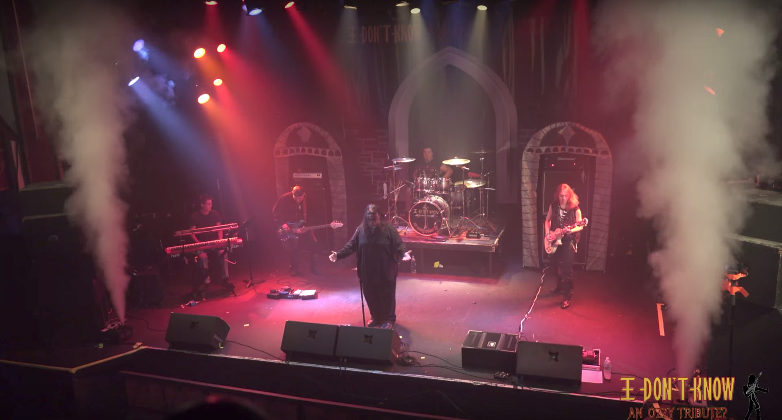 I Don't Know Ozzy Osbourne Tribute Live At The Chance Theater